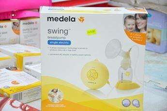 Hình ảnh củaMáy hút sữa Medela Swing mới 100% seal